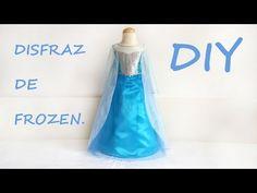 Disfraz de frozen: DIY - Patronesmujer: Blog de costura, patrones y telas.
