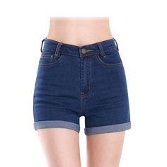 #aliexpress, #fashion, #outfit, #apparel, #shoes New, #Fashion, #<font><b>women's</b></font>, #jeans, #<font><b>Summer</b></font>, #High, #Waist, #Stretch, #Slim, #Denim, #Shorts, #Crimping, #Retro, #Blue, #Jeans, #Plus, #Size, #Thin, #Fit, #Denim, #Shorts http://s.click.aliexpress.com/e/6yfaYbmUz
