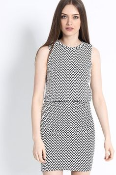Vero Moda - Sukienka Zaggi