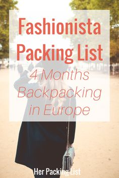 If you're a total fashion lover traveling across the most fashionable cities in Europe for months on end, and you want to fit in and feel awesome in the process, you might want to have all bases covered. Molly put a lot of thought into layering and mixing while also keeping her sense of style.