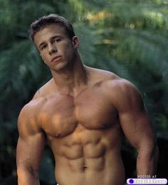a hot ex-military guy, for extra protection.