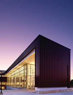CENTRAL MICHIGAN'S EVENTS CENTER. Location: Michigan, USA; architects: SmithGroup JJR; photo: Courtesy of SmithGroup JJR; year: 2011