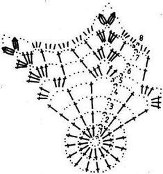 Снежинки (крючок) - Вяжем сети, спицы и крючок - ТВОРЧЕСТВО РУК - Каталог статей - ЛИНИИ ЖИЗНИ