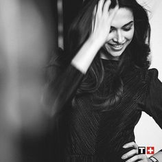 deepikapdaily: The beautiful Deepika Padukone for Tissot. Indian Celebrities, Bollywood Celebrities, Beautiful Celebrities, Beautiful Actresses, Beautiful Women, Deepika Ranveer, Deepika Padukone Style, Deepika Padukone Quotes, Shraddha Kapoor