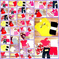5dd25e4b4e68 Nwt Gymboree Gap Girls Size 2 2T Lot Set Summer Clothes 29PCS Outfit Dress   500