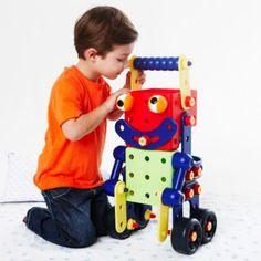 ELC Build It Construction Starter Set - construction toys - Mothercare Elc Toys, Baby Toys, Kids Toys, Mothercare Baby, Toy Garage, Presents For Kids, Toys Shop, Toy Sale, New Builds
