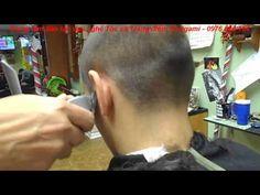 Hướng dẫn cắt tóc kiểu đầu trọc 2015 như Tuấn Hưng -  Tutorial The buzz