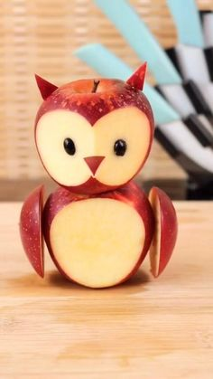 Food Crafts, Diy Food, Kids Crafts, Vegetable Decoration, Food Art For Kids, Fruit Art Kids, Creative Food Art, Easy Food Art, Food Carving