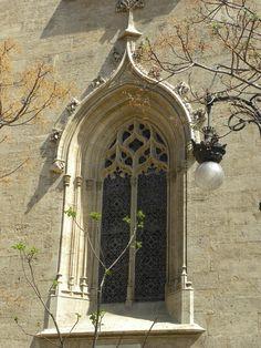 A gotic one (Valencia-Spain)