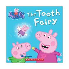 Peppa Pig ha perdido su primer diente. Si lo pone debajo de la almohada ¿vendrá el hada de los dientes a hacerle una visita especial?
