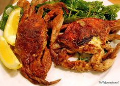 Learn how to buy soft shell crabs and how to cook them at home.