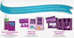 Free Sample of Poise Feminine Wellness, Liner or Hourglass Kit - FREENESS.us