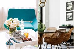 The Lemon Pear -  fresh spaces for summer