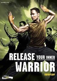 Body Combat! Release your inner WARRIOR
