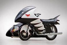 The original 1966 Yamaha Batcycle