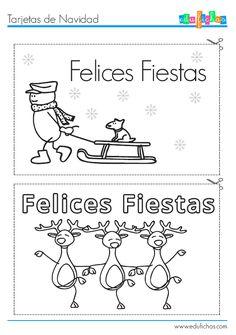 Tarjetas de navidad - Postales navidad para ninos ...