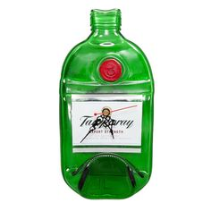 Tanqueray Gin Bottle Clock by Aramica on Etsy