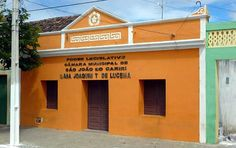 São João do Cariri, Paraíba, Brasil - Câmara