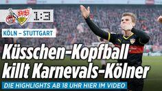 Köln - Stuttgart 1:3 – Küsschen-Kopfball killt Karnevals-Kölner! http://www.bild.de/bundesliga/1-liga/saison-2015-2016/1-fc-koeln-gegen-vfb-stuttgart-am-18-Spieltag-41801548.bild.html
