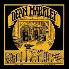 Dean Markley 1973 Vintage Reissue Electric Guitar Strings 12-Pack (Standard) by Dean Markley. $34.99. Dean Markley Vintage Electric Guitar Reissue Strings are nickel-plated steel hand-wound slowly over a round core. The outer string wrap has 100% contact with the core wire. This allows the string to vibrate completely for maximum sustain, creating a warm, full sound distinctive of classic rock and roll.Dean Markley 1973 Vintage Reissue Electric Guitar Strings are made to the...