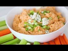 This Slow Cooker Buffalo Chicken Dip has everything you love about buffalo wings, only made into a dip – the perfect party appetizer, no messy hands! Skinny Recipes, Ww Recipes, Slow Cooker Recipes, Crockpot Recipes, Cooking Recipes, Skinnytaste Recipes, Recipies, Healthy Cooking, Healthy Snacks
