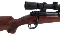 Real Guns - Winchester's Model 70 Featherweight Part 1