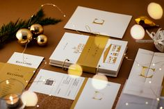 Wedding stationery: Invitation, gift, menu, tableau, booklet, envelope and more ♥ Graphic Design & Wedding Stationery by Paffi  www.paffi.it Christmas Wedding, Wedding Stationery, Booklet, Real Weddings, Envelope, Menu, Gift Wrapping, Place Card Holders, Invitations