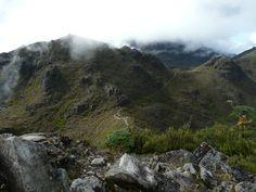 from Cerro Chirripo, Thanksgiving, 2009