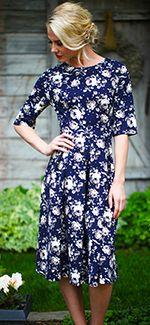 Ellen Dress [MDF4101] - $49.99 : Mikarose Boutique, Reinventing Modesty