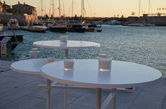 Portopiccolo - Sistiana Dining Table, Boat, Furniture, Home Decor, Dinghy, Decoration Home, Room Decor, Dinner Table, Boats