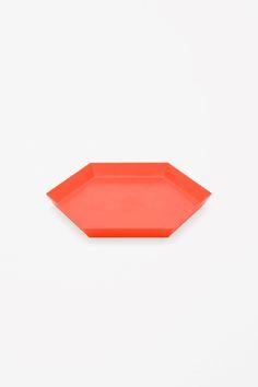 Small metal tray | COS x HAY wishlist