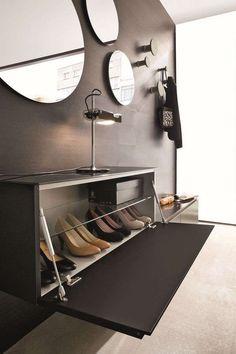 Arredare un ingresso con gli specchi (Foto 9/40) | Designmag