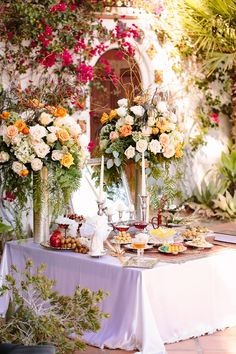 Sofreh Aghd - photo by Brian Leahy Photography http://ruffledblog.com/simi-valley-ranch-wedding