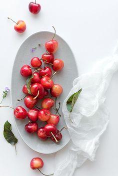 cherries / elizabeth gaubeka