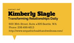 206.499.4613 http://www.empathichealthandwellness.com/
