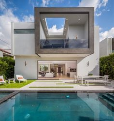 C Thru Residence by Noesis Group | HomeAdore