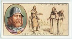 Sir William Wallace (1274-1305) From New York Public Library Digital Collections.