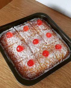 Cookbook Recipes, Cake Recipes, Dessert Recipes, Cooking Recipes, Biscuits, No Cook Desserts, Greek Recipes, Deserts, Good Food