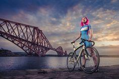 Katie Archibald - Women Elite Cycling. Bicycles Love Girls.  http://bicycleslovegirls.tumblr.com/
