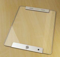 iPad concept.