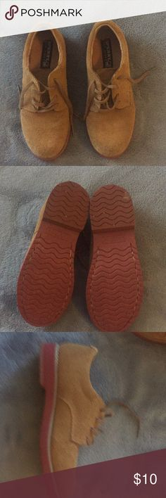 Boy's Sperry top sides Boy's Sperry top sides good condition Sperry Top-Sider Shoes Dress Shoes