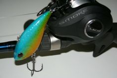XCalibur Real Gill product review. Photo copyright Brad Wiegmann Outdoors. http://www.bradwiegmann.com/lures/hard-baits/454-real-really-real-real-gill.html