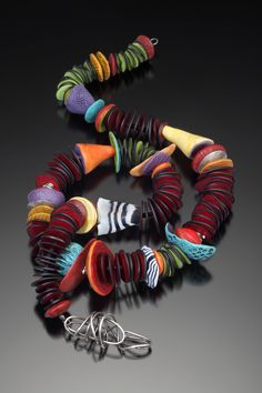 "Ronna Weltman's Example for ""Go Organic with Polymer Clay"""