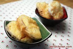 Korean Sweet Potato TwiGim | Aeri's Kitchen | Cooking Korean Recipes & Food