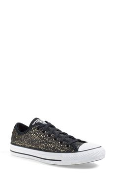 Converse Chuck Taylor® All Star® 'Distressed Sequin Ox' Sneaker (Women) available at #Nordstrom