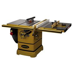 Powermatic 3 HP 10 in. Single Phase Left Tilt Table Saw with 30 in. Accu-Fence and Riving Knife