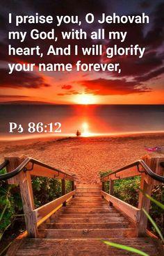 Ps. 86:12