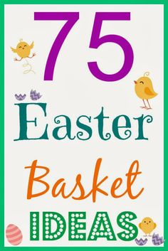basket idea, easter basket