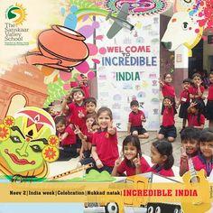 #Neev 2 India week #Celebration #Nukkad natak #Incredible #India #TSVS #SopaanStudents #SVN #ShikharStudents #PranganStudents #AadharStudents. Incredible India, Comic Books, The Incredibles, Comics, School, Cover, Art, Art Background, Comic Strips