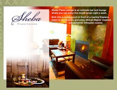 Sheba Lounge and Restaurant | The Fillmore District, San Francisco